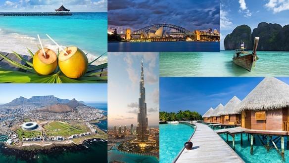Our top 10 winter sun destinations for Top winter sun destinations